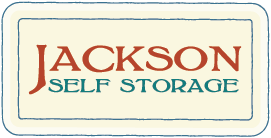 Jackson Self Storage Logo